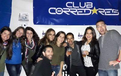 Tómate algo en nuestra carpa, Club Corredores en Fiestas