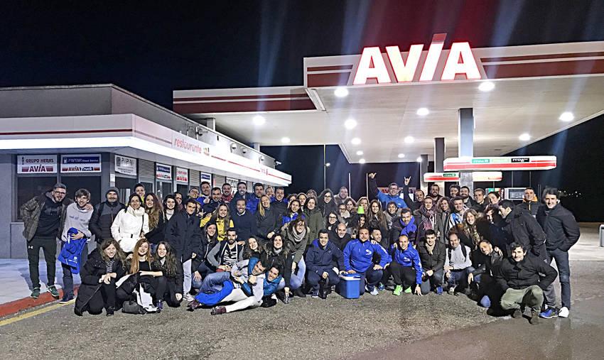 AVIA, nuevo patrocinador de Club Corredores