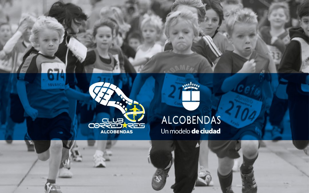 Escuela de Atletismo en Alcobendas