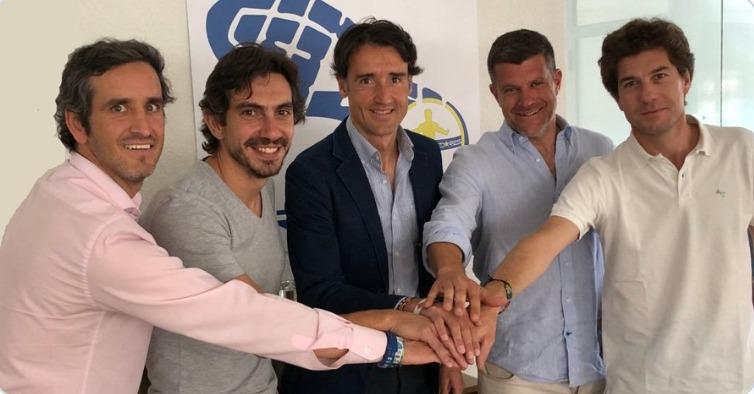 Pablo Vega nuevo presidente de Club Corredores