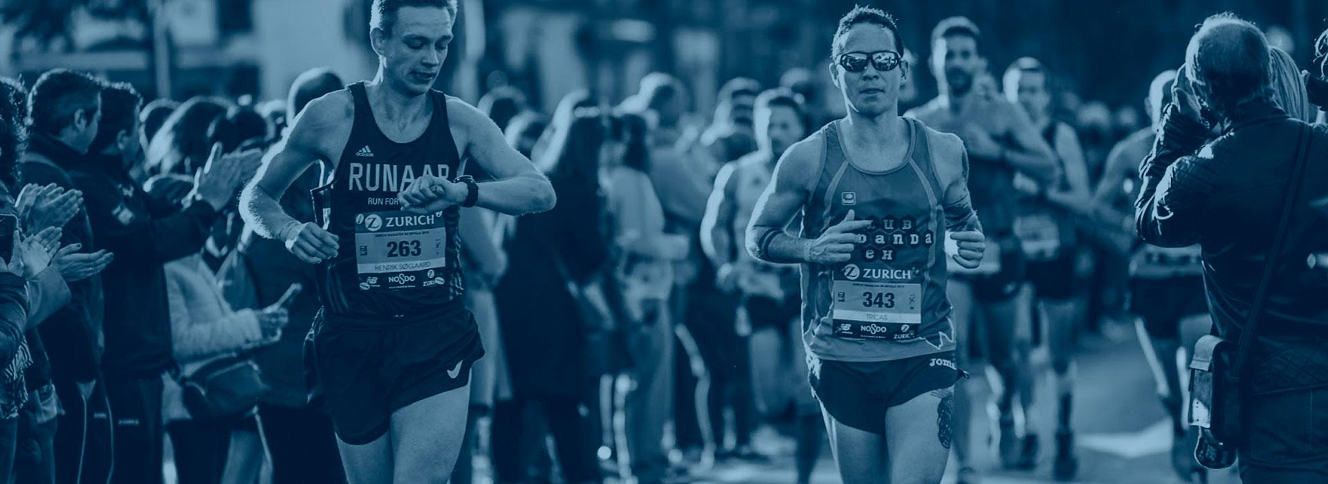 Cabecera sportravel partner club corredores
