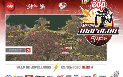 Viaje a la Media Maratón de Gijón 2020