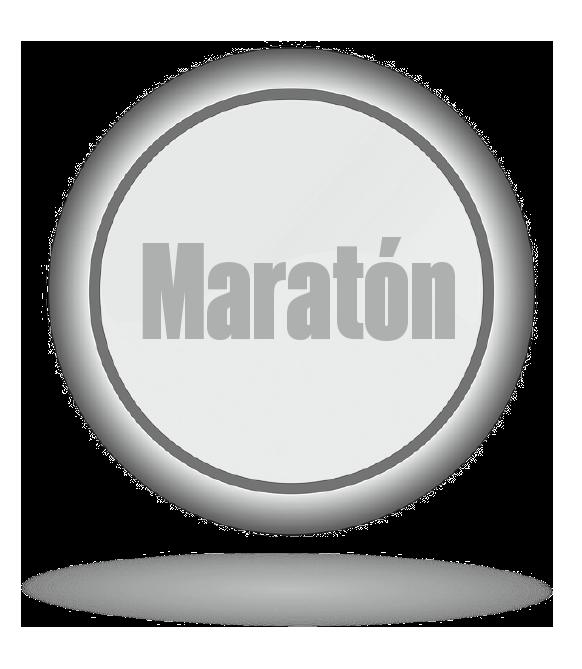 Botón modalidad maratón entrenador personal